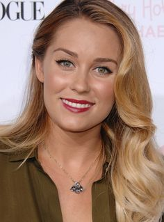 Lauren Conrad makeup