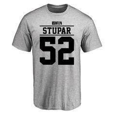 Nate Stupar Player Issued T-Shirt - Ash - $25.95