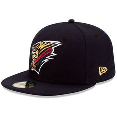 Scranton Wilkes-Barre RailRiders Authentic Alternate 1 Fitted Cap - Yankees  MiLB 59fifty Hats beb7be9aa1a