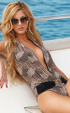 The Most Amazing Swimsuits of All Time