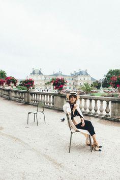 french girl fashion tips | Jenny Cipoletti of Margo & Me
