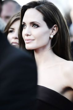 Angelina Jolie. What a beautiful woman....
