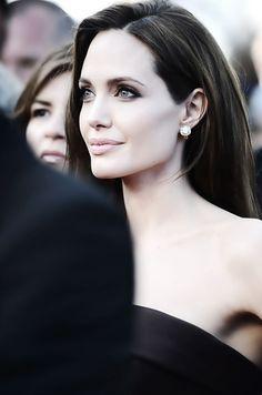 Angelina Jolie. What a beautiful woman....
