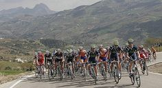 Jaén no existe para una Vuelta a Andalucía que no pasará por la provincia