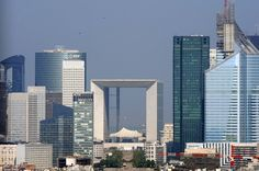 """To call the Grande Arche """"hidden"""" is not entirely true: von Spreckelsen's oversize modern arch is a defining—if not the most defining—feature of Paris's La Defense neighborhood."""