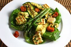 Grilled Asparagus Salad Olivia Recipes