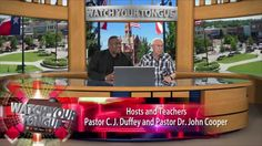 Show 03 - Rewards You Receive This week on WATCH YOUR TONGUE™: Pastor C.J. Duffey and Pastor Dr. John Cooper open the show up.  Nina Boswell gives her testimony a member of Color Blind Anointed Ministry.  They teach on the rewards you receive.  Joe Joseph, GIMME 5 segment talks about foment a crisis and then enormous public outcry  that something must be done about the problem and they offer them the solution.