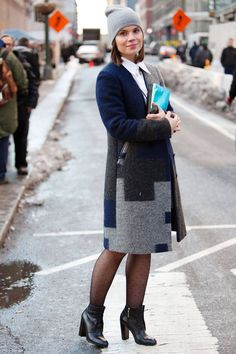 Chantal Adair NycStreetFile.Com  - ELLE.com