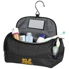 60c476ea3f6 Jack Wolfskin CULTURE DUFFLE Washbag - JACK WOLFSKIN Toiletry Bag, Diaper  Bag, Travel Essentials