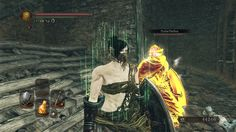Dark Souls II - Scholar of the first sin - Co Op - Me and my man :) <3