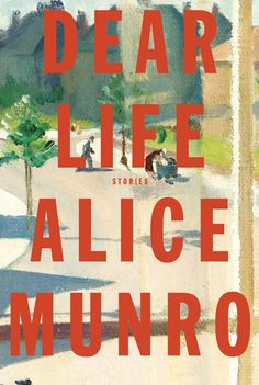 What I am reading right now. I discovered that my problem stems from the fact that I always thought myself a character from her stories.  Dear Life: Stories by Alice Munro