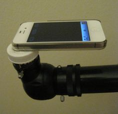 How to make telescope iPhone mount or adapter. (DIY) Or how to make smartphone telescope adapter or mount. STEPS: 1. Take a p...