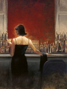Maher Art Gallery: Brent Lynch   Canadian fashion painter