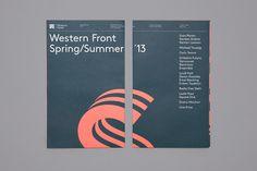 Western Front spring calendar 2013