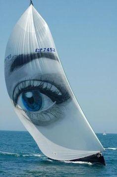 So cool!!! I got my good eye on you! LOL!