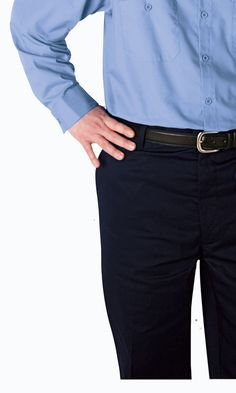 Work Pant CottonTwill : Perfect for the office or the warehouse. These pants are made with comfortable, breathable cotton. Featuring brass zipper, button closure, 2 front slant pockets and 2 back pockets Bib Overalls, Work Shirts, Work Pants, Fashion Pants, Work Wear, Mobb, Brass, Closure, Zipper