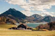 Salzburg's Lakes & Mountains district - Two Nomads one World