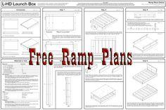 Free Skateboard Ramp Plans @  http://www.skateboardingbasics.com