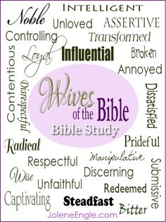 25 Topics that will be covered in the On-line Summer Bible Study of Wives of the Bible, starting June God Centered Relationship, Christ Centered Marriage, Biblical Marriage, Love And Marriage, Relationship Advice, Relationships, Bible Topics, Christian Wife, Bible Verses