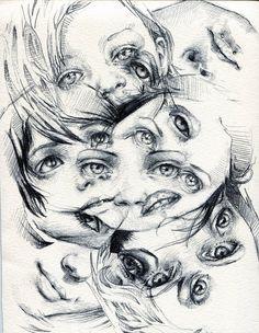 Sketchbook 6 by allison rogers
