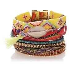 Bracelet bresilien Paradise - Hipanema - Ref: 1246775 | Brandalley