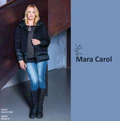 #outfitcasual #outfit #modadonna #madeinitaly lo stile inconfondibile di mara carol http://lnx.maracarol.it
