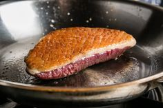 The Best Way to Cook Duck Breast is part of How To Cook Duck Breast Gressingham Duck - Cooking a perfect duck breast is no more difficult than roasting a chicken Learn the proper technique Wild Duck Recipes, Roasted Duck Recipes, Meat Recipes, Cooking Recipes, Cooking Corn, Yummy Recipes, Cooking Tips, Seared Duck Breast Recipe, Gastronomia