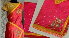 Sari Blouse, Saree Blouse Designs, Multi Threading, Yellow Saree, Mustard Yellow, Honey Mustard, Classy Outfits, Classy Clothes, Party Wear