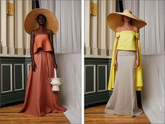 NYFW Spring 2015 Hats★★SPRING IS HERE!! SPRING ACCESSORIES 2015★★Timothy John Designs◀http://timothyjohndesign.com◀FIND US @ FACEBOOK◀TWITTER◀INSTAGRAM! semiprecious jewelry necklace earrings bracelets trendy luxurious handcrafted made in NYC USA~!