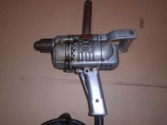 Vintage 1/2 in. Thor Drill