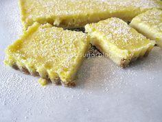 Lemon Tart by Vanilla Sugar Blog, via Flickr