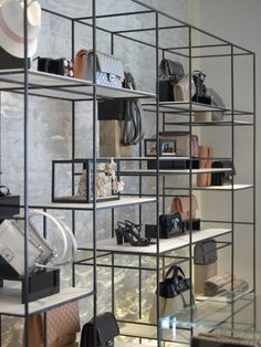 Linea Piu Boutique, image courtesy Kois Associated Architects