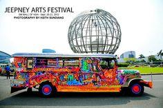 Hey Anjo!: Jeepney Arts Festival