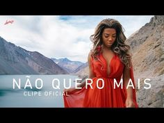 Ludmilla - Não Quero Mais (Clipe Oficial) - YouTube Vlog, Music Mix, World Music, Fangirl, Music Videos, Youtube, Wonder Woman, Nerdy, Spanish