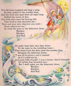 winking, bkinken and nod   Wynken Blynken and Nod (page 2)   Flickr - Photo Sharing!