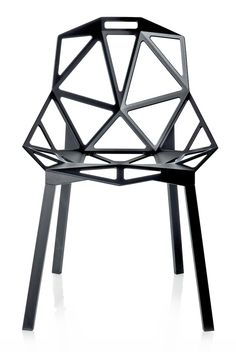 chair one designed by konstantin grcic for magis