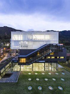 Pontificia Universidad Javeriana School of Arts,© Llanofotografia - Jairo Llano
