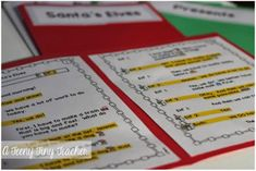 Reader's Theater {Holiday Edition} - A Teeny Tiny Teacher