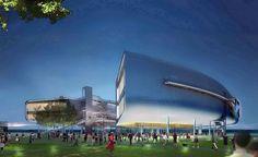 Botin Centre by Renzo Piano Building Workshop in Santander, Spain
