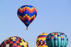 """""""The Albuquerque International Balloon Fiesta"""" #Albuquerque #festival #NewMexico #events"""
