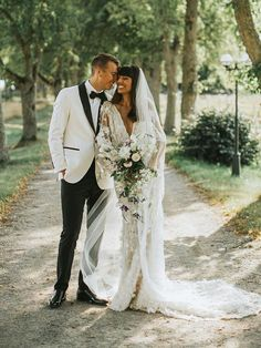 Want to get some real inspiration for your wedding dress? Look no further than these 11 fashion bloggers, who all went for unique bridal gowns.