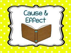 Books That Teach - Cause & effect