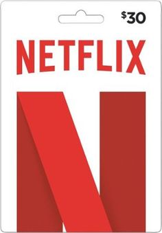With streaming movies, television, and original programming, Netflix has something for everyone. Netflix members can watch their favorite entertainment right at home and on any device they want, with no commercials. Gift Card Deals, Get Gift Cards, Itunes Gift Cards, Gift Card Giveaway, Carte Cadeau Itunes, Netflix Gift Card Codes, Gift Card Balance, Gift Card Generator, 30 Gifts