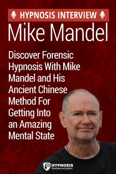Interview With A Hypnotist: Discover Forensic Hypnosis With Mike Mandel & The Ancient Chinese Method For Getting Into An Amazing Mental State Hypnosis To Quit Smoking, Quit Smoking Methods, Hypnosis Scripts, Learn Hypnosis, Smoking Addiction, How To Get Motivated, Smoking Cessation, Depression Help, Mind Over Matter