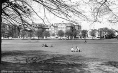 Ealing, Haven Green c.1955, from Francis Frith