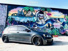 Eibach Pro-Kit Lowering Springs for 2015-2019 Volkswagen MKVII GTI 4dr