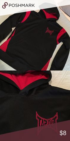 TapOut hoodie. Like new. Youth L TapOut hoodie. Like new. Youth L Tap Out Shirts & Tops Sweatshirts & Hoodies