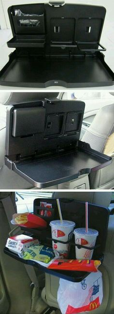 Food holder for those always on the go!
