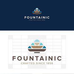 Fountainic - Logo Design ⛲️ Concept: Buddha + Fountain + Handmade.  Check out the full project on my Béhance portfolio (link in bio) 🌟 ________________________________________________  #logo #logoplace #logoinspiration #logoinspirations #monogram #monograms #branding #identity #logodesign #logodesigner #logoist  #graphicdesignblg #letter #letterdesign #typetopia #typetopialogolove #typo #negativespace #fountain #fountains #water #craft #buddha #ceramic #ceramics