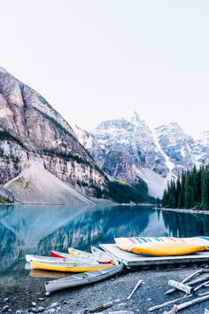 Banff, National Parks, Canada // Simple + Beyond